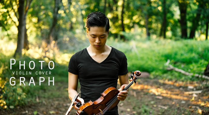 Ed Sheeran – Violin cover – Daniel Jang